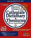 Merriam-Webster's Collegiate Dictionary & Thesaurus [Import] -