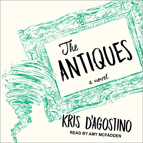 The Antiques audiobook cover art