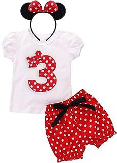 minnie mouse 3rd birthday shirt