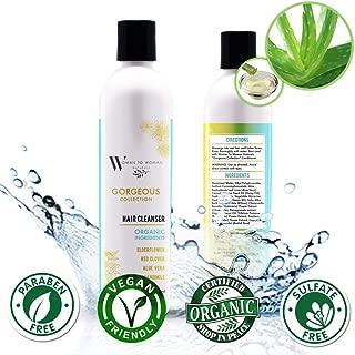 Gorgeous Collection Aloe Vera Hair Cleanser Shampoo - Quality Hair Nurture Natural Treatment