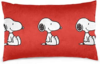 snoopy cushion cover