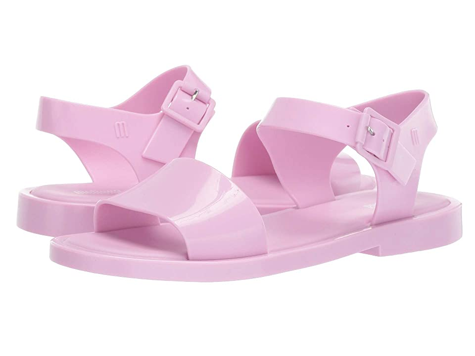 Melissa Shoes Mar Sandal (Pink/Lavendar) Women