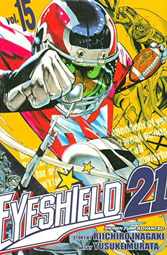 EYESHIELD 21 GN VOL 15