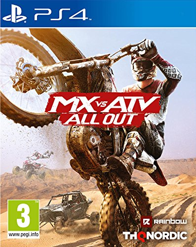 MX vs ATV: All Out PS4 [