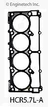 ENGINETECH HCR5.7L-A MLS HEAD GASKET (LEFT SIDE) Fits: 2003-2008 DODGE CHRYSLER JEEP 5.7L HEMI V8 RAM CHEROKEE DURANGO CHARGER CHALLENGER