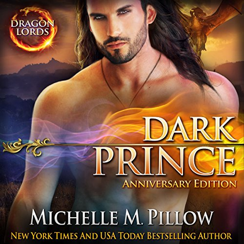 Dark Prince: Dragon Lords Anniversary Edition audiobook cover art