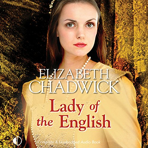 Lady of the English  By  cover art