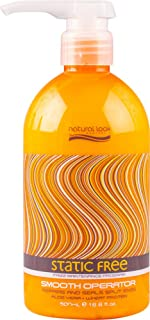 Natural Look Static Free Frizz Smooth Operator 500ml
