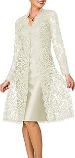 Suchergebnis Auf Amazon De Fur Kleid Mit Jacke 50 Kleider Damen Bekleidung
