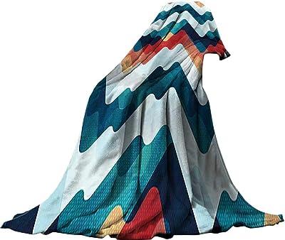 9c30f4cb6c14 QINYAN-Home Throw Blanket (60