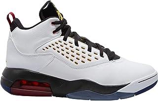 AIR JORDAN Mens Maxin 200 حذاء رياضي مبطن برباط لأعلى