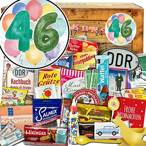 46 Geschenke zum Jubiläum + DDR Advent Kalender + Advent Kalender Frauen