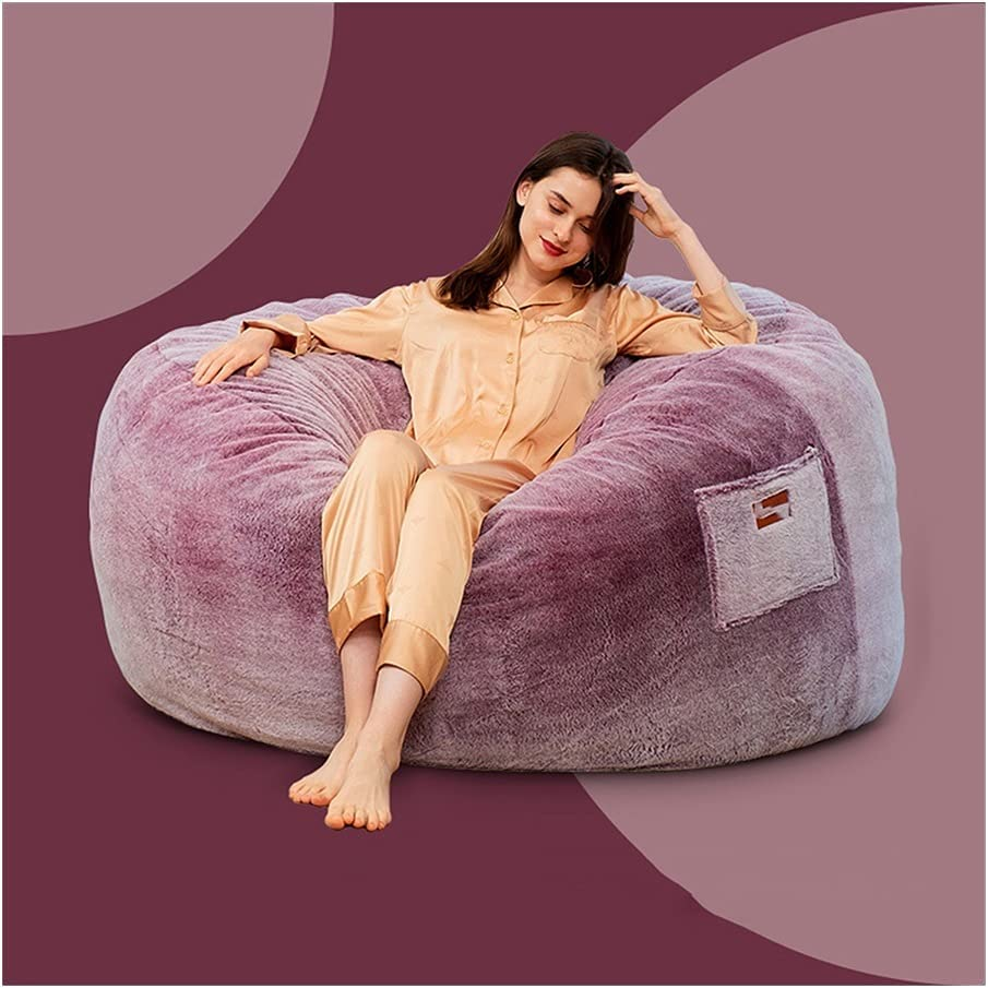 New products world's highest quality popular DIDII Our shop OFFers the best service Bean Bag Chair Giant Furniture Foam Memory Big