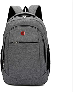 Large-Capacity Backpack, Male Korean Version of The Trend Bag High School Students Travel Leisure Business Computer Travel