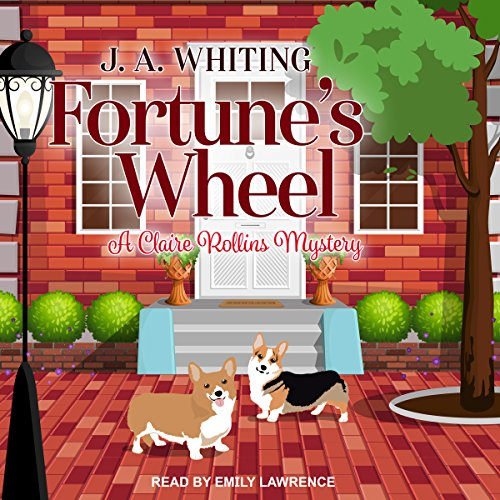 Fortune's Wheel     Claire Rollins Mystery Series, Book 4              By:                                                                                                                                 J. A. Whiting                               Narrated by:                                                                                                                                 Emily Lawrence                      Length: 5 hrs and 25 mins     1 rating     Overall 4.0