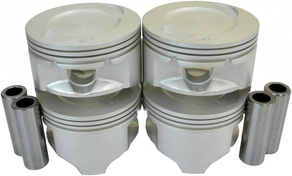 Diamond Power Pistons Replacement for Mazda 2.5L B2500 8V Max 83% OFF We OFFer at cheap prices L SOHC