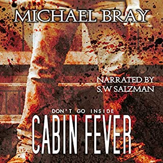 Cabin Fever audiobook cover art