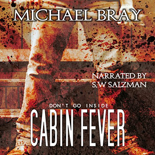 Cabin Fever audiobook cover art
