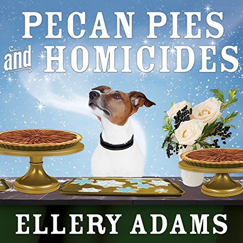 Pecan Pies and Homicides audiobook cover art