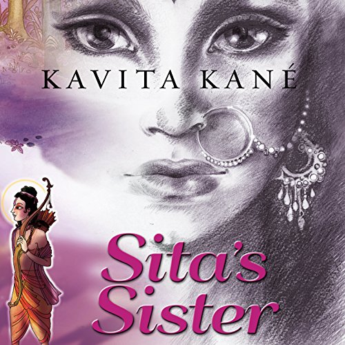 Sita's Sister audiobook cover art