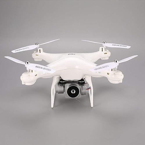 FairytaleMM SH5HD FPV RC Drone Quadcopter con 720P Ajustable WiFi de la cámara de vídeo en Directo Altitud Hold sin Cabeza Una tecla de Retorno 2 baterías