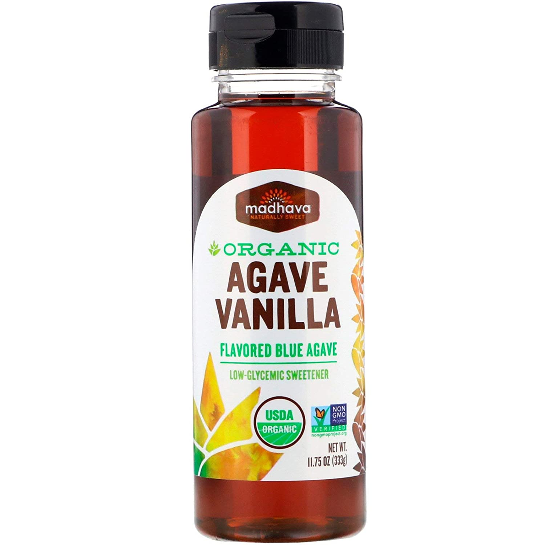 Madhava Award Organic New products world's highest quality popular Agave Nectar Vanilla oz -- 11.75 fl