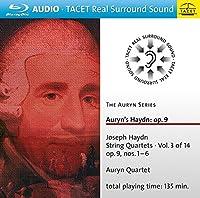 弦楽四重奏曲op.9 アウリン四重奏団