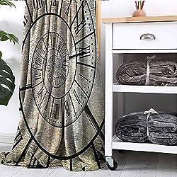 KFUTMD Blanket Clock Roman Digit Time Spiral Sofa Camping Reading Car Travel Bed Sleeping Pets W54 xL72