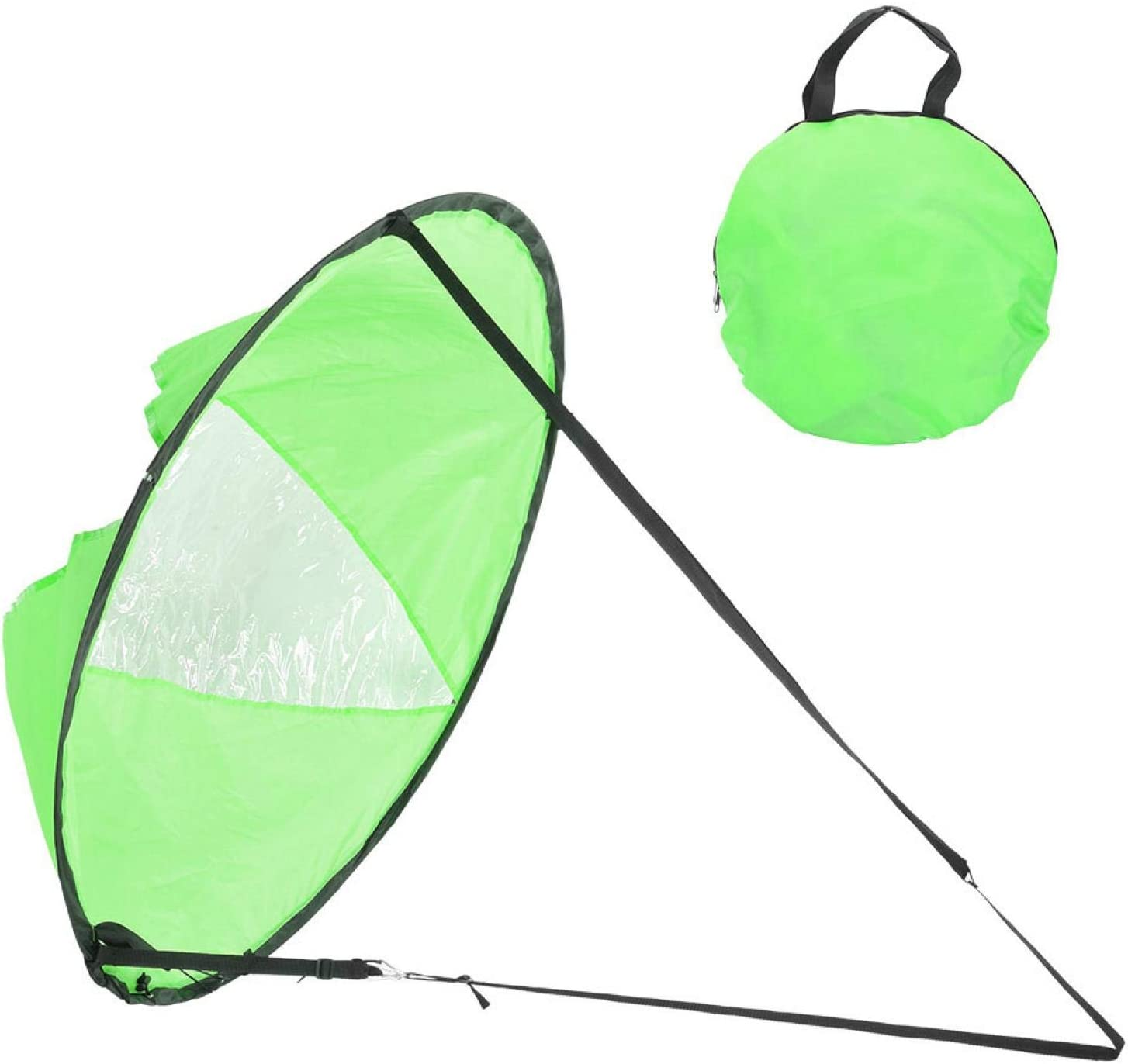 OUKENS Downwind Wind Paddle Selling rankings Portable Win 108cm Folding Surprise price