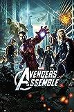 GB eye Ltd The Avengers (One Sheet) - Maxi Poster - 61cm x