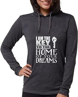 Real Estate Shirt Long Sleeve T-Shirt - Womens Hooded Shirt