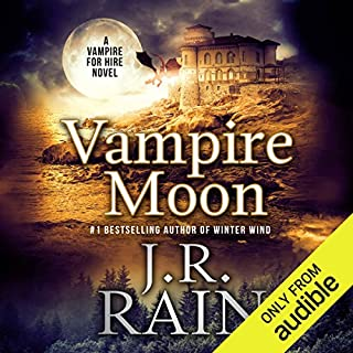 Vampire Moon audiobook cover art