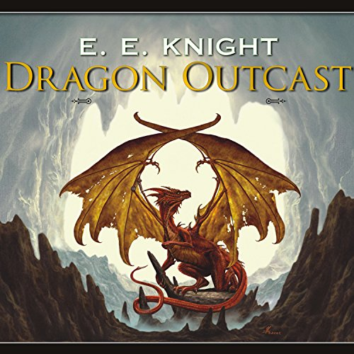 Dragon Outcast audiobook cover art