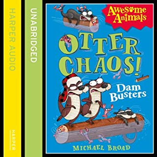 Otter Chaos: The Dambusters cover art