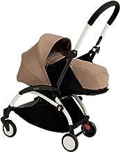 Babyzen YOYO+ Newborn Stroller - White/Taupe