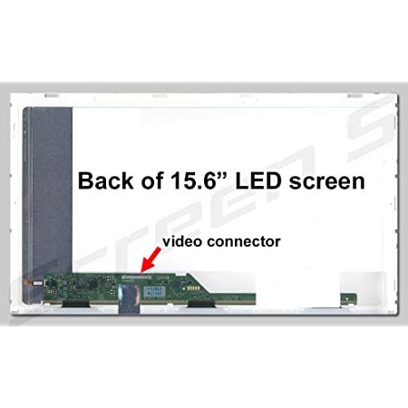 Substitute Only Non-Touch New Asus Vivobook S15 S510U S510UA 15.6 FHD WUXGA 1080P eDP Slim LCD LED IPS Screen Generic LCD Display Replacement FITS