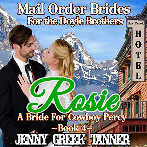 Rosie: A Bride For Cowboy Percy Titelbild