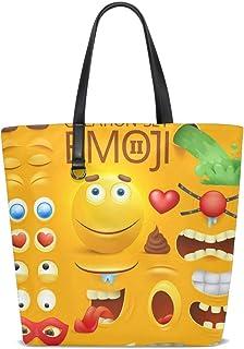 Amazon.es: emoji - Para mujer / Carteras y monederos: Equipaje