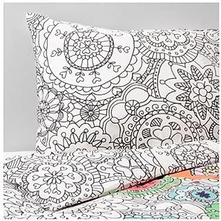 Ikea Duvet cover and pillowcase(s), multicolor 1828.11817.22