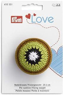 Prym PRYM_610331-1 Love Pin - Cojín de fijación (color verde