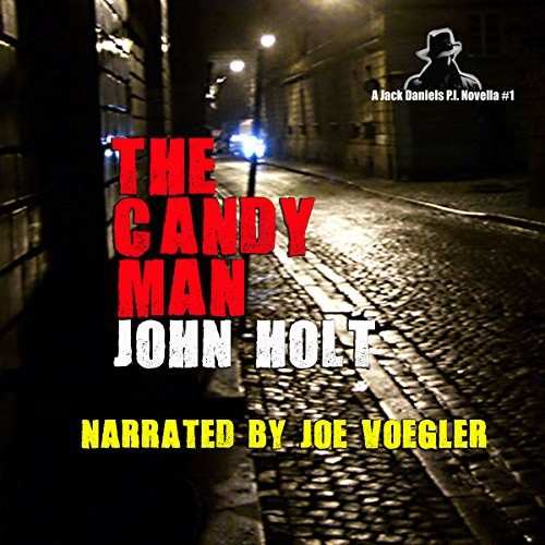 The Candy Man audiobook cover art