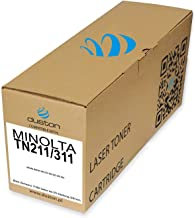 TN211/311 - Tóner Compatible con Konica Minolta Bizhub 200 222 250 282 350 362, Color Negro