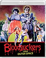 Bloodsuckers From Outer Space [Blu-ray]