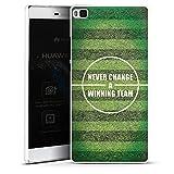 DeinDesign Hard Case kompatibel mit Huawei P8 Schutzhülle