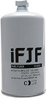 FS1003 Fuel//Water Separator Filter With Sensor Fits FREIGHTLINER KEN /&WORTH PETERBILT VOLVO WESTERN STAR CASE CUMMINS IHC FORD HITACH /& Lot of 6