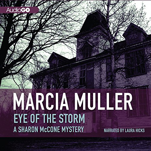 Couverture de Eye of the Storm