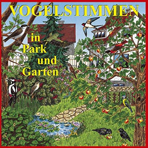 Vogelstimmen in Park und Garten Titelbild