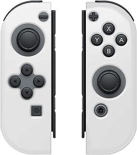 AMZER 硅胶皮肤果冻手机壳,任天堂 Switch Joy ConAMZ202508 透明