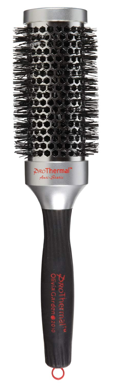 Olivia Garden ProThermal Anti-Static Round Hair Brush T-43 (1 3/4