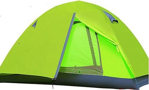 TZQ Outdoor Double Aluminium Pole Camping Tents,vert